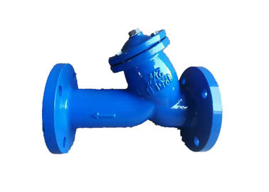 Low Pressure Cast Iron Valve Flanged Float Ball Check Valve